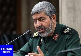 واکنش سخنگوی سپاه به نشر اکاذیب علیه فرماندهان
