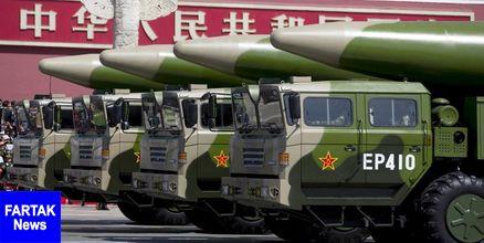 ارتش چین «تابآوری در برابر حمله اتمی» را تمرین کرد