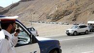 محور هراز ساعت ۱۷ به سوی تهران یک طرفه می شود