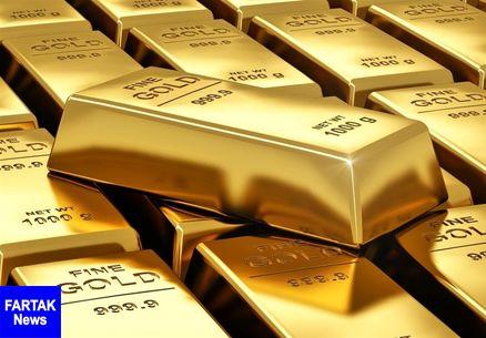 قیمت جهانی طلا امروز ۱۳۹۸/۰۸/۱۷