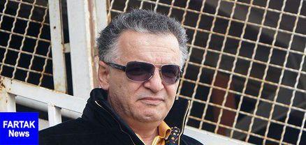محمدرضا زنوزی تهدید کرد : تراکتور را تحویل میدهم !