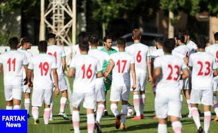 کمک ۲۰۰ میلیون تومانی کمیته ملی المپیک به فدراسیون فوتبال