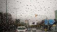 بارش برف و باران در جادههای ۶ استان