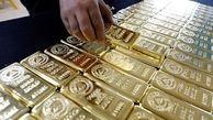طلا چند دلار کاهش یافت