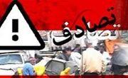 ۶ مجروح در واژگونی اتوبوس تهران – بانه  در محور زنجان – قزوین