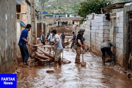 اهدای کمکهای شیعیان هندوستان به سیلزدگان کشور