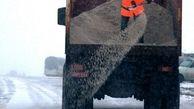 هشدار به استفاده از نمک در زمان بارش برف