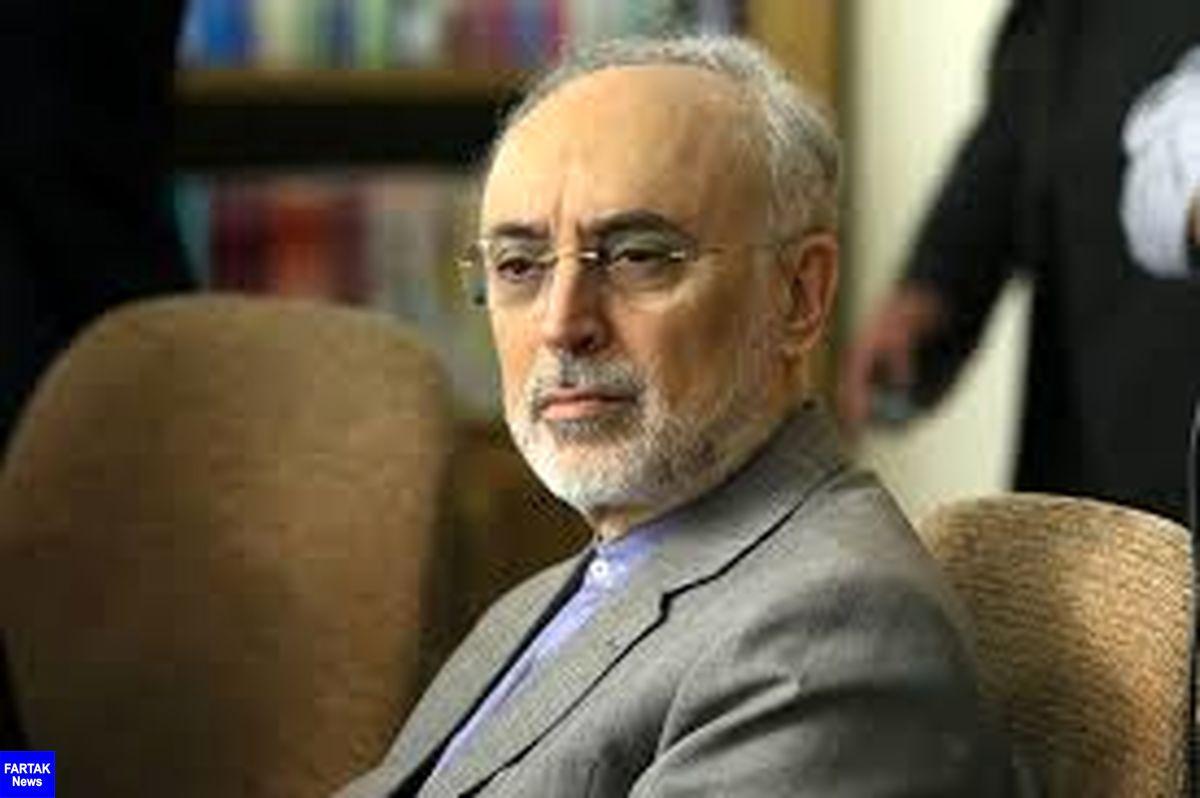 پیام رئیس سازمان انرژی اتمی به وزیر دفاع در پی ترور شهید فخری زاده