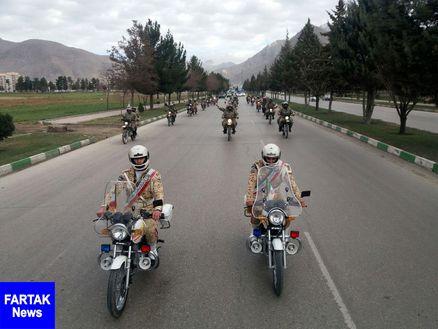 آغاز چهلمین فجر انقلاب دراستان کرمانشاه