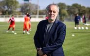 عباس الیاسی: برخی از بازیکنان تراکتور نمک نشناسی میکنند