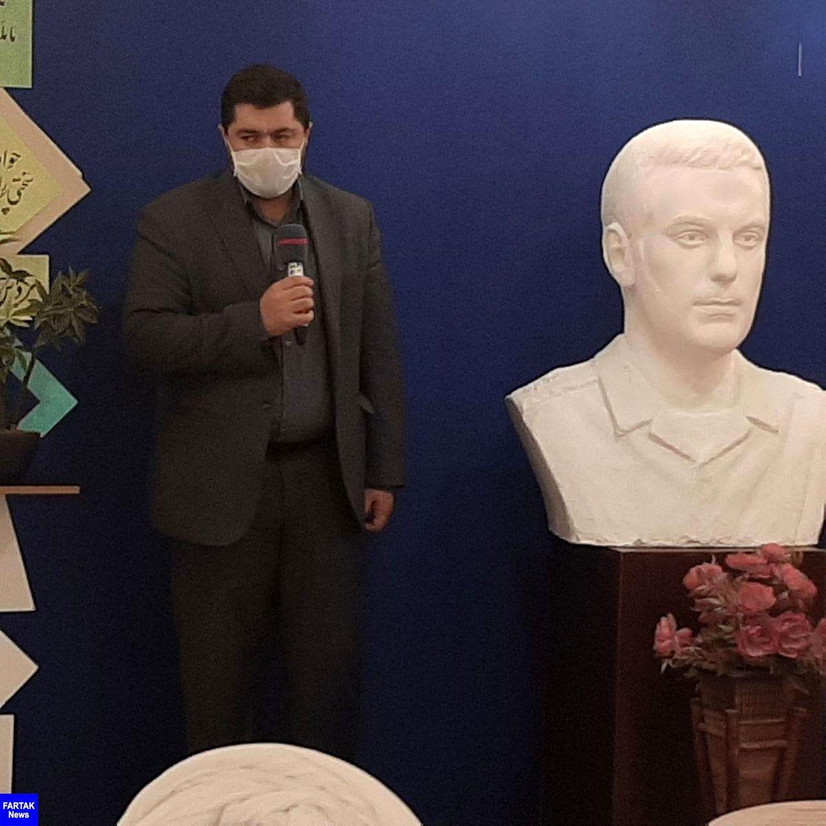 افتتاح غرفه مجازی «روشنای خاطرهها» با بیش از هزار عنوان کتاب دفاع مقدس