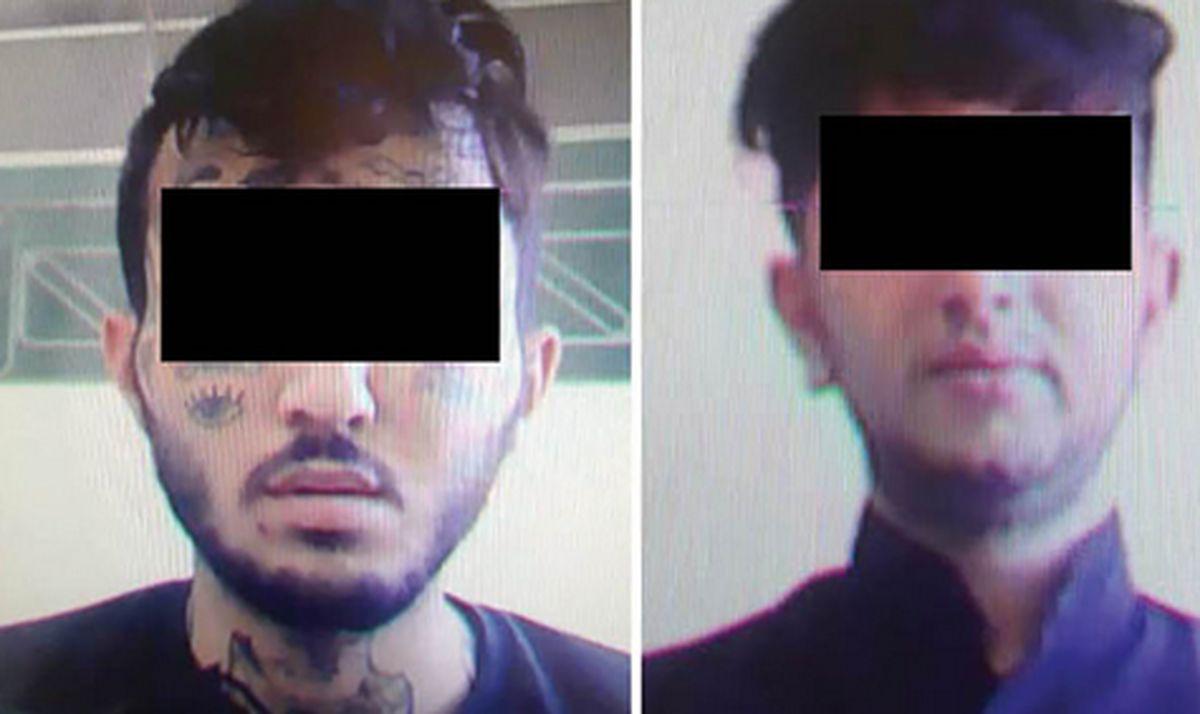 ۱۸ زن مشهدی گرفتار 2 زوگیر/ خالکوبی های عجیب شرور قمه کش