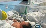 نوزاد ۶ روزه قربانی کرونا شد
