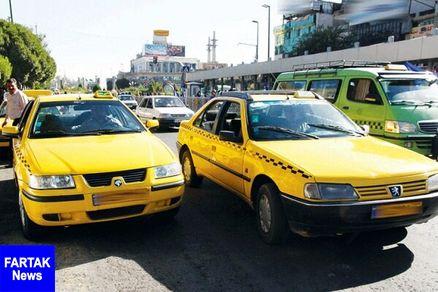 افزایش ۱۱ درصدی نرخ کرایه تاکسیهای پایتخت