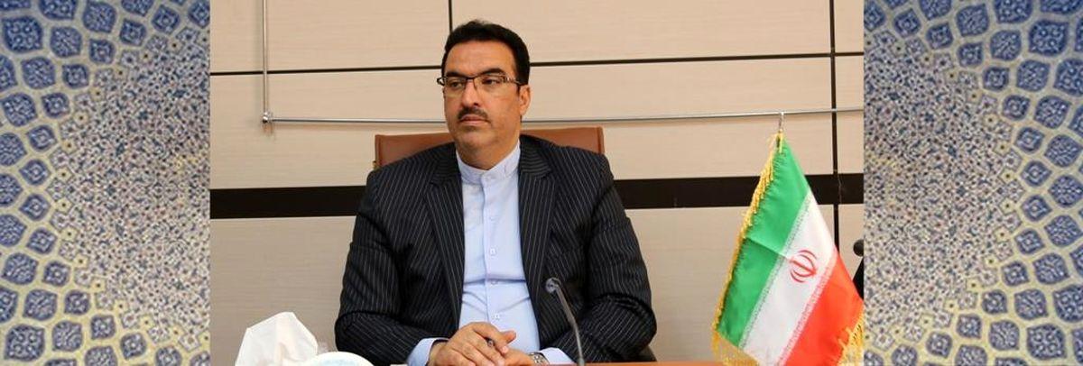 دکتر مهرداد ابراهیمی معاون سیاسی استاندار خراسان شمالی شد
