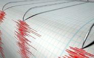 زمین لرزه ای نسبتا شدید در آذربایجان غربی