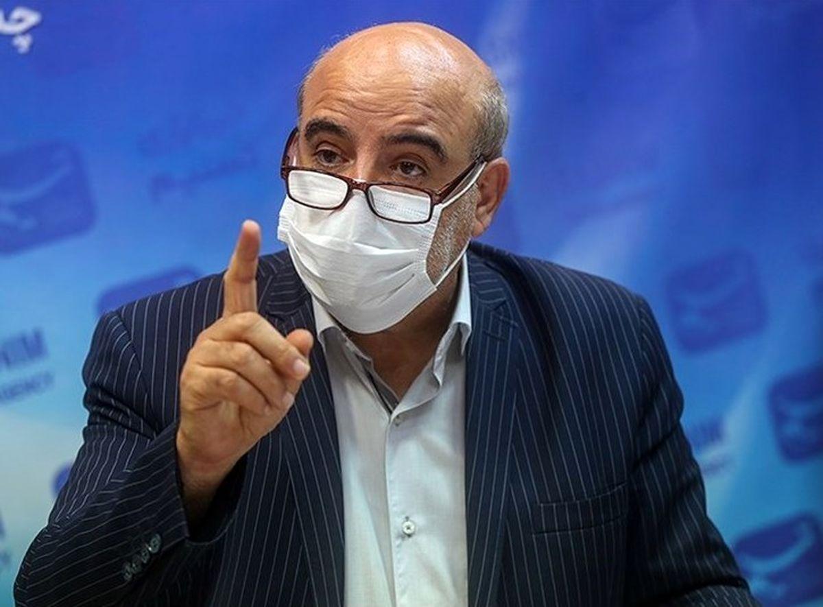 """ابتلای نماینده مردم تهران در مجلس شورای اسلامی"""" به کرونا"""