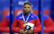 قهرمان المپیک گرفتار بیماری کرونا شد