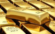 طلا حدود 3 دلار ارزان شد