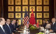 مذاکرات تجاری چین و آمریکا در واشنگتن پایان یافت