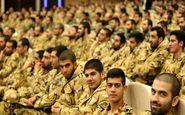 سربازان مناطق سیل زده منتظر خبر خوش باشند