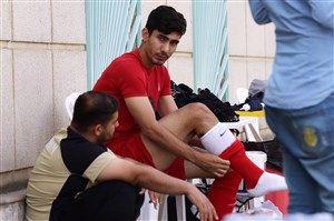 مهره کلیدی تیم ملی امید از قطر بازماند