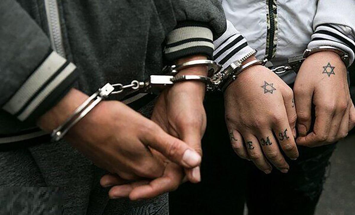 دستگیری مرد شیطان صفت؛ دوست مجازی دختر جوان دشمن آبرو بود