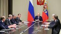 نشست شورای امنیت ملی روسیه درباره تحولات شمال شرق سوریه