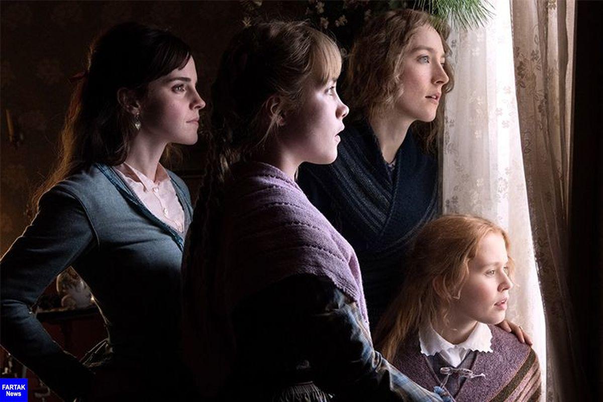 تاریخ انتشار بلوری فیلم زنان کوچک اعلام شد