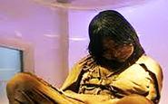 بازگشت بقایای دختری ۵۰۰ ساله به خانه