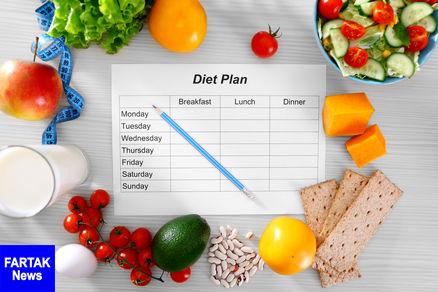 کاهش وزن در عرض یک ماه با 9 ترفند ساده