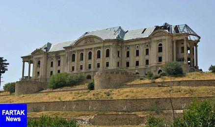 قلعه تاجبگ، خانه رعب آور سابق خانواده سلطنتی افغان