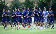 گزارش تمرین استقلال حضور دیاباته و غیبت دو بازیکن