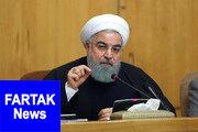 روحانی:مدل قرنطینه چینی را هیچکس در دنیا نپسندید و نمیشد در ایران اجرا شود!