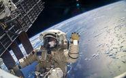 فیلمی جالب از زندگی فضانوردان در ایستگاه فضایی بینالمللی