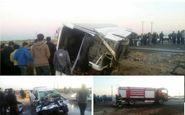 تعداد کشته های تصادف اردوی راهیان نور به 7 نفر رسید