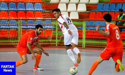 تیم فوتسال سوهان محمد سیمای قم به رده سوم لیگ برتر فوتسال صعود کرد