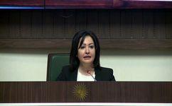 برای اولین بار یک زن در راس پارلمان کردستان عراق قرار گرفت