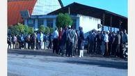 تجمع کارگران «امیرمنصور آریا» در ورامین
