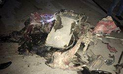 انفجار خودوری بمبگذاری شده در مرکز کرکوک عراق