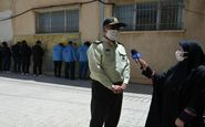 پلیس کرمانشاه به اقتدار پوشالی ۱۵ تن از اراذل و اوباش پایان داد