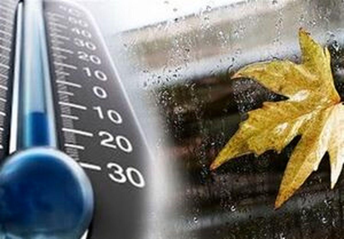 کدام استانها این هفته آینده بارانی هستند؟
