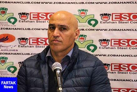 منصوریان: از داوران آسیب خوردیم/ باید فرهنگ فرپلی در فوتبال ایران اصلاح شود