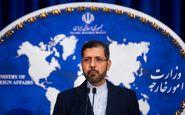 توئیت خطیبزاده درباره خاتمه محدودیت تسلیحاتی ایران