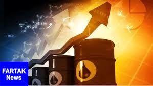 قیمت جهانی نفت امروز ۱۳۹۷/۱۱/۲۴