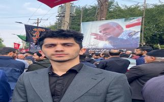 تمام تلاش خود را بکار گرفتم تا جوانان خوزستان را تشویق به حضور در انتخابات نمایم