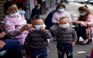 خطر استفاده از ماسک برای کودکان زیر دو سال