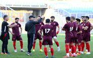 گزارش تمرین پرسپولیس/ آقا وسط و فوتبال درون تیمی در دستورکار شاگردان یحیی
