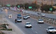 حجم تردد در محورهای استان زنجان بالا است