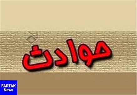 نشت گاز آمونیاک در شهر صنعتی البرز قزوین حادثه آفرید